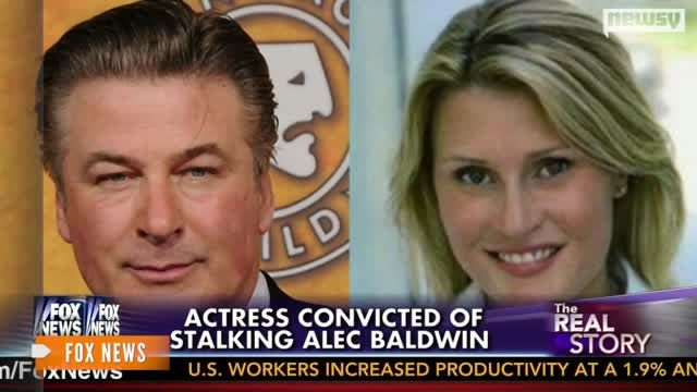 News video: Alec Baldwin's Stalker Sentenced To 6 Months in Jail